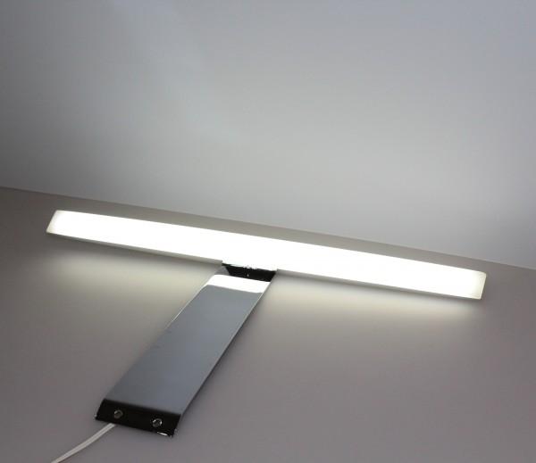 LED Aufbauleuchte ohne Trafo Chrom 3000K / 6000K