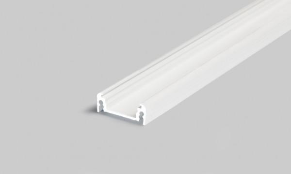 LED Profil SURFACE14 EF/Y 1000 weiß