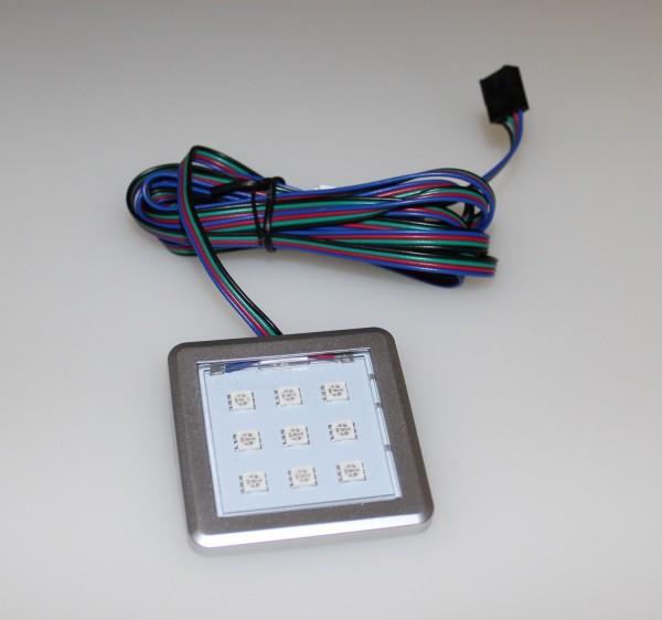 LED RGB Unterbauleuchte ohne Trafo