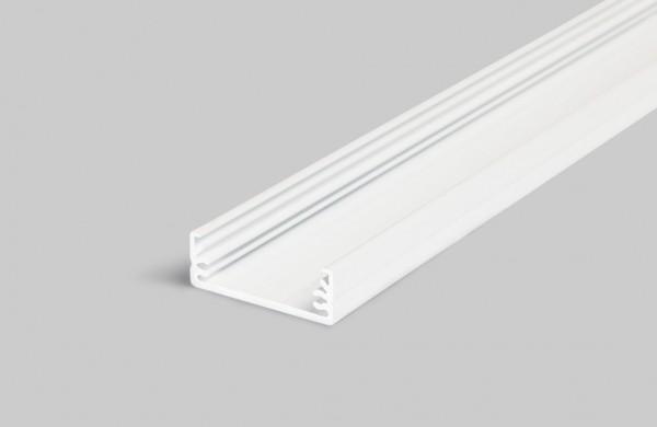 LED Profil WIDE24 G/W 1000 weiß