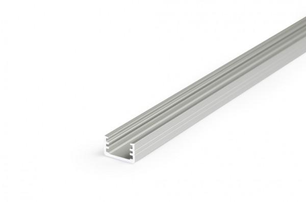 LED Profil SLIM8 A/Z 1000 Alu eloxiert