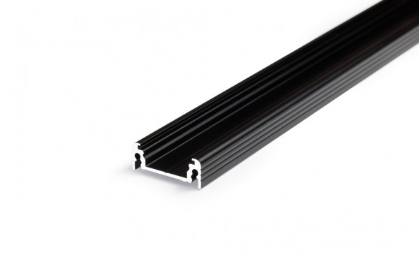 LED Profil SURFACE14 EF/Y 1000 schwarz