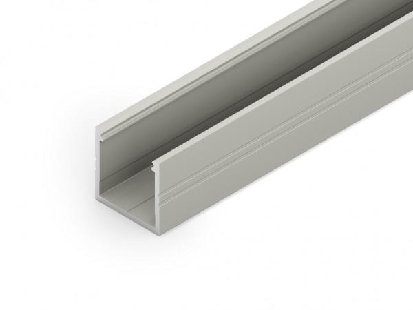LED Profil SMART16 B/U4 1000 Alu eloxiert