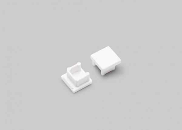 Endkappe SMART10 2-er Set GRAU / WEIß / SCHWARZ