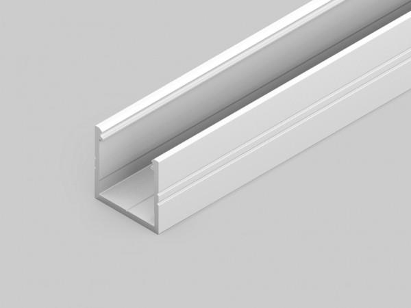 LED Profil SMART16 B/U4 1000 weiß