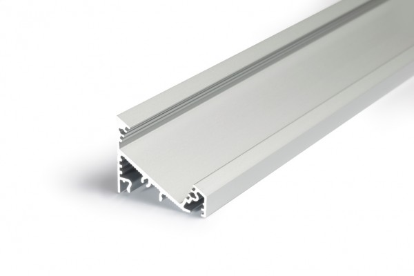 LED Profil CORNER27 G/UX 1000 Alu eloxiert