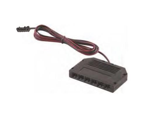 LED 6-er Verteiler 15cm mit Mini Steckverbindung