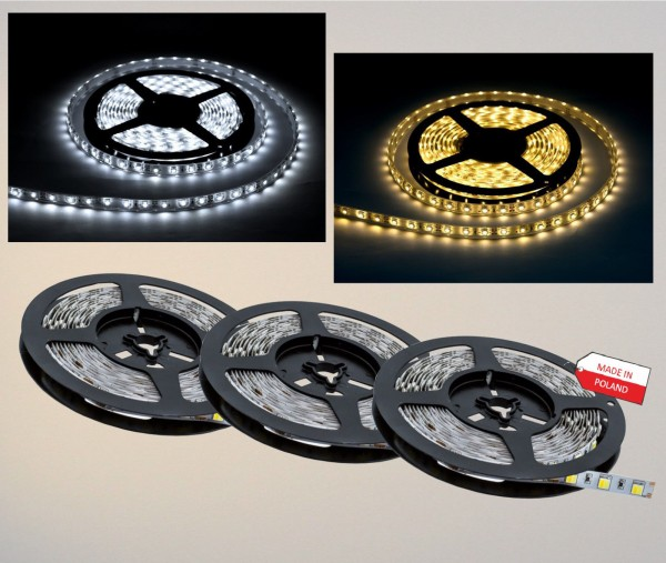 LED Band 300LEDs/5m Rolle 3000K 4000K 6000K