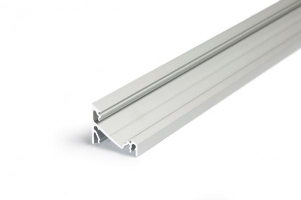 LED Profil CORNER14 EF/TY 1000 Alu eloxiert