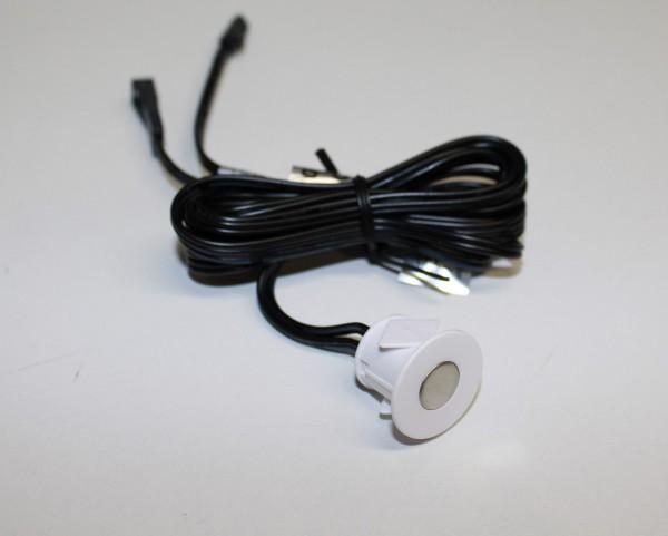 TOUCH LED Sensor / Schalter 12V für die Einbaumontage weiß
