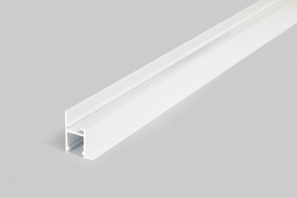LED Profil FRAME14 BC/Q 1000 weiß