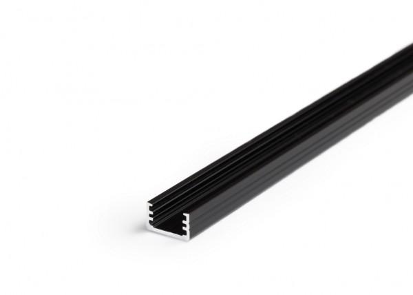 LED Profil SLIM8 A/Z 1000 schwarz