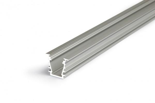 LED Profil DEEP10 BC/UX 1000 Alu eloxiert