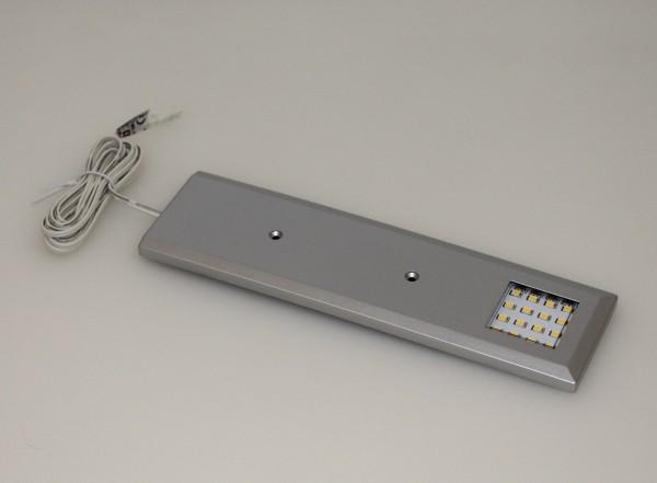 LED Unterbauleuchte ohne Trafo Alu-silber 3000K / 6000K