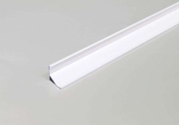 LED Profil CABI12 E 1000 weiß
