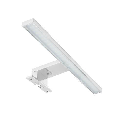 LED Spiegelleuchte Badleuchte Aufbauleuchte Chrom 4,5W 3000K / 6000K