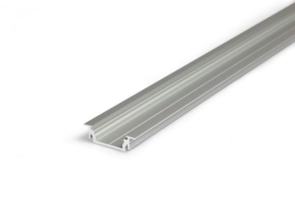 LED Profil GROOVE14 EF/TY 1000 Alu eloxiert