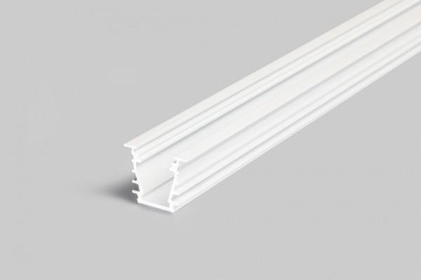 LED Profil DEEP10 BC/UX 1000 weiß